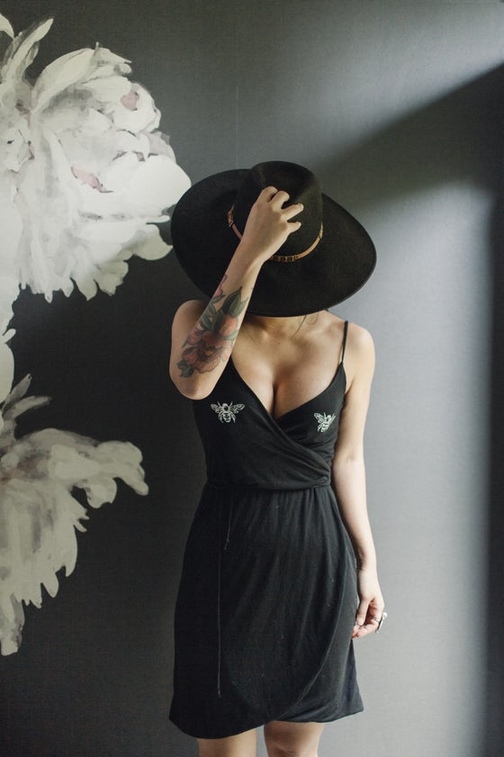 Image of Boobees wrap dress