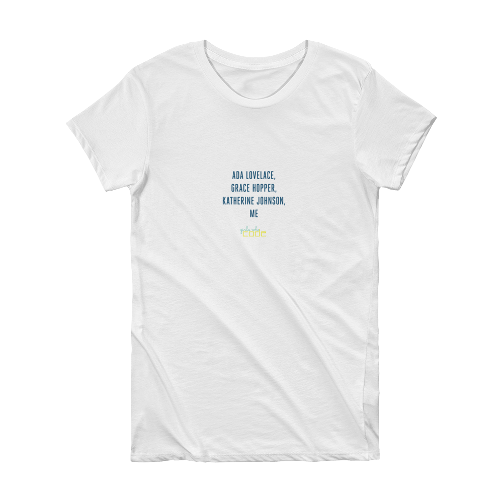 Image of Woman In Tech Tee