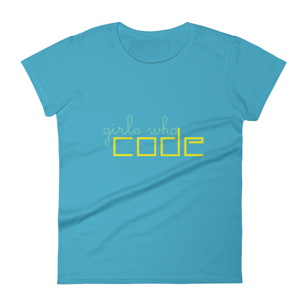 Image of Girls Who Code Classic Tee