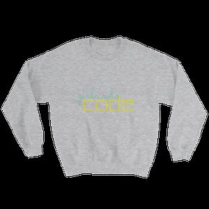 Image of Girls Who Code Classic Sweatshirt