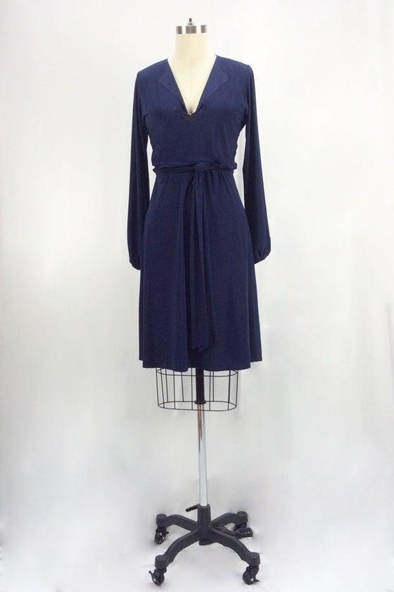 Image of Rita Hayworth Long Sleeves (Midnight)