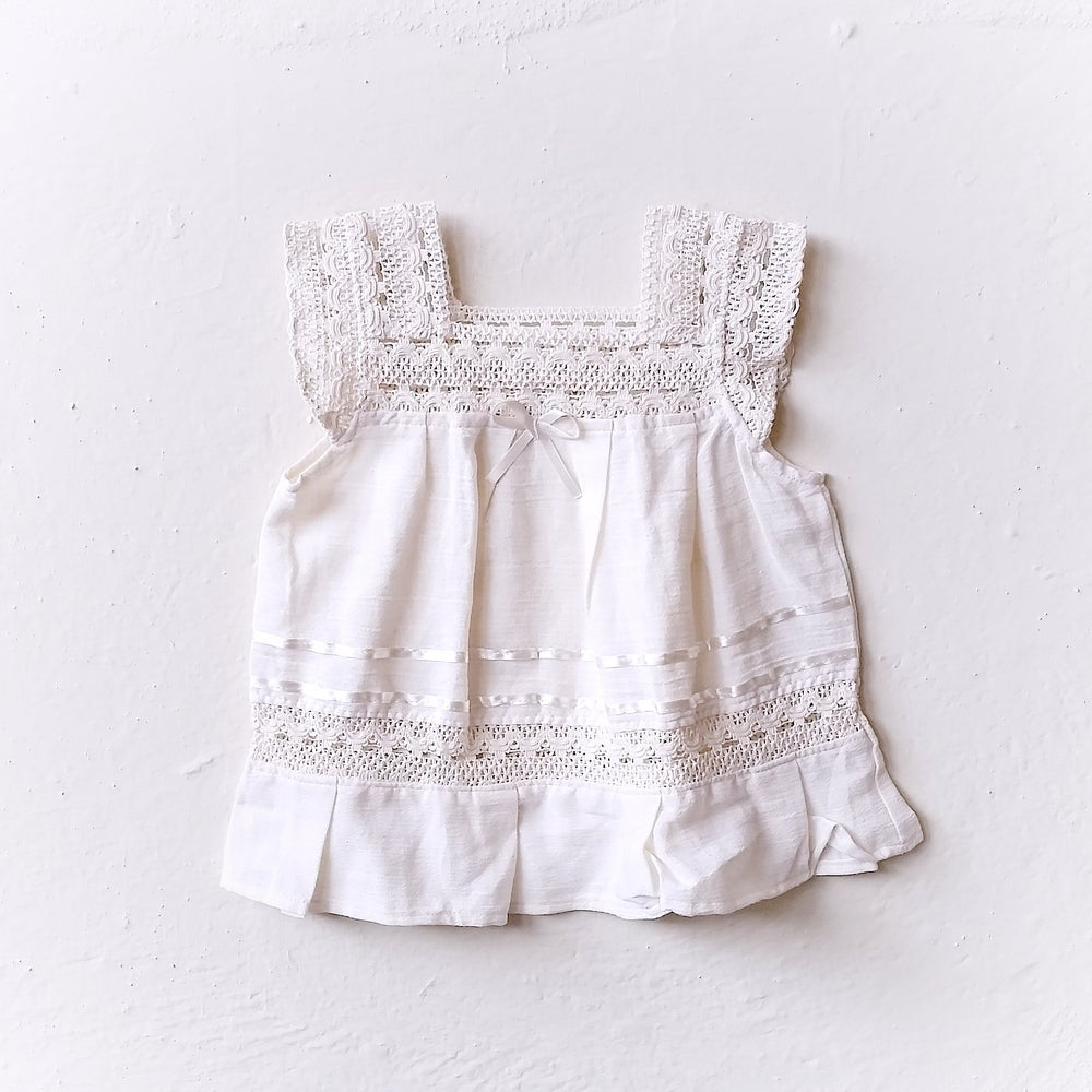 Image of LUXE Mini Organic Boho Dress