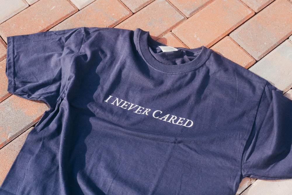Image of I Never Cared