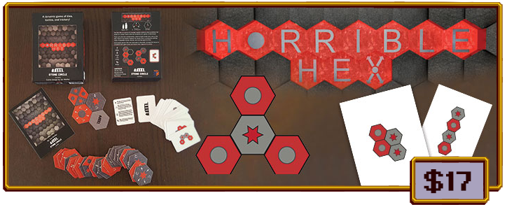 Image of Horrible Hex