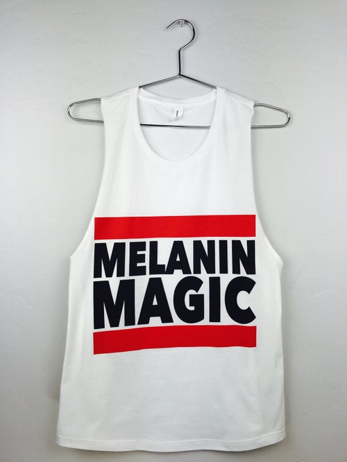 Image of Melanin Magic Tank