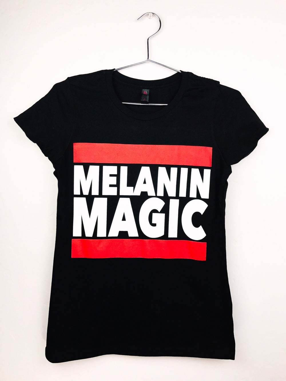 Image of Women's Melanin Magic Tee