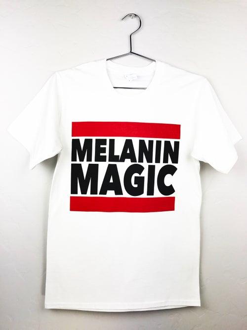Image of Mens Melanin Magic Tee