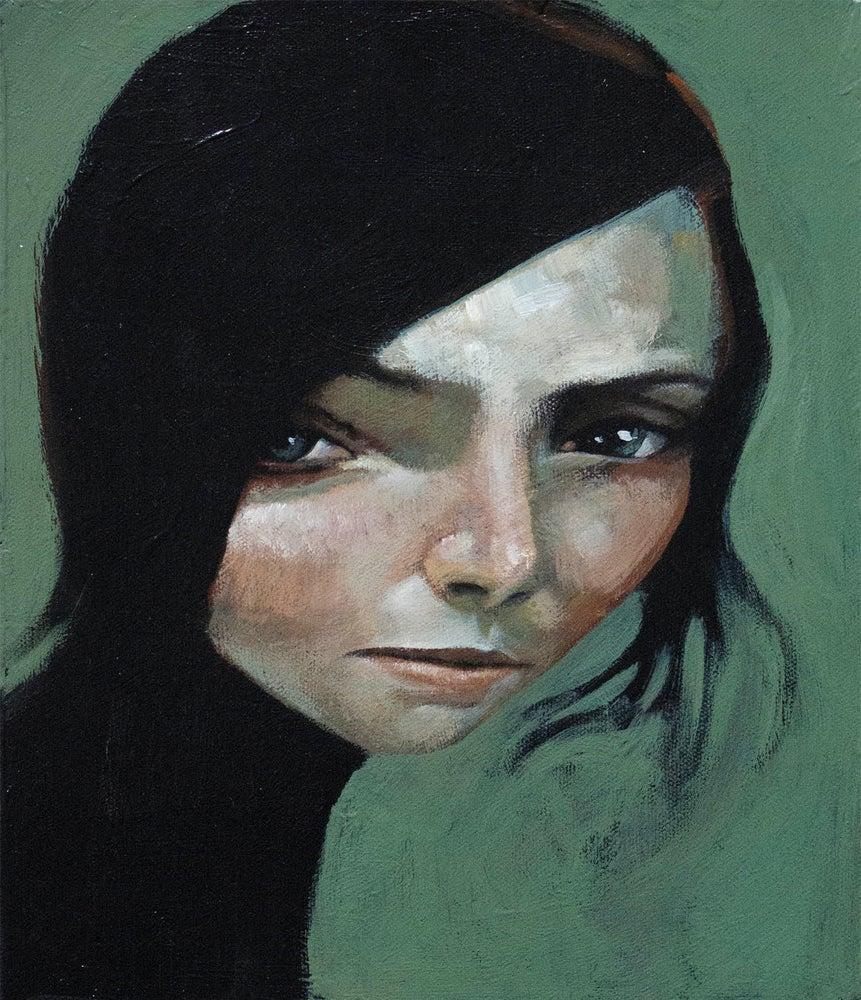 Image of Sarah (study/face) 2012