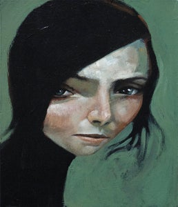 Image of Sarah (study/face) 2012