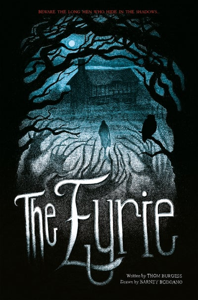 Image of The Eyrie (Graphic Novel) and Exclusive Art Print