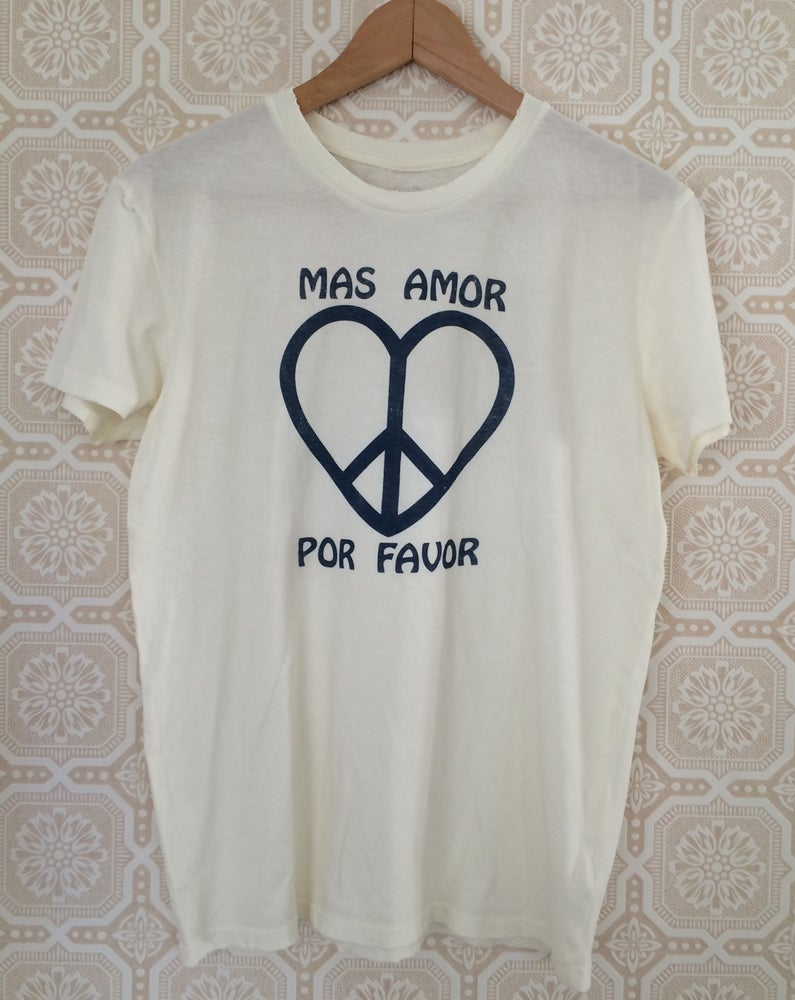 Image of COSTA SUR- Mas Amor Por Favor Tee