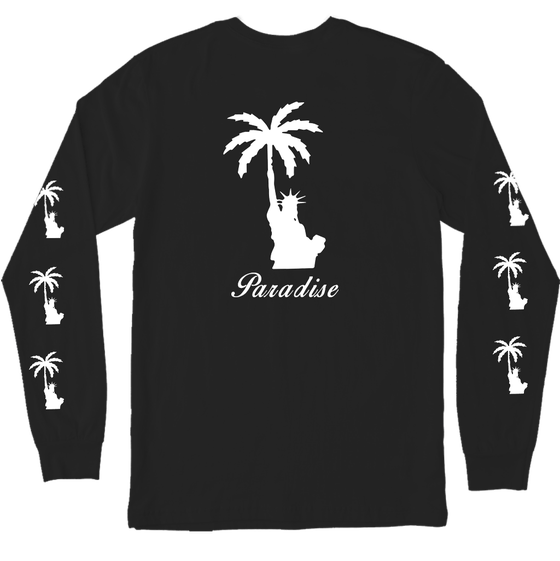Image of LIBERTY PALM LS (black)