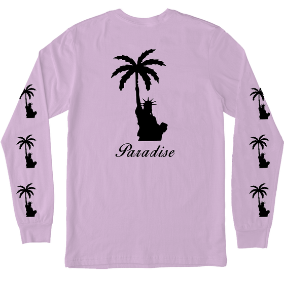 Image of LIBERTY PALM LS (pink)