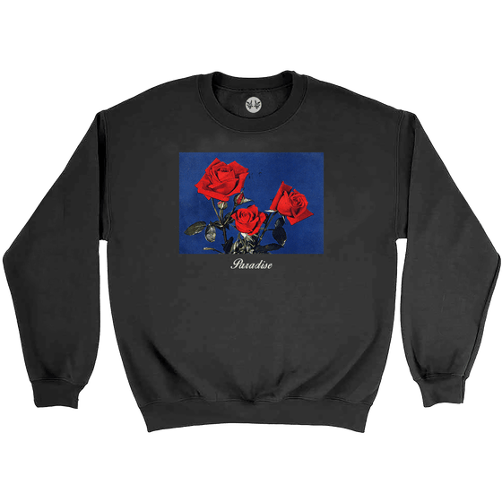 Image of ROSE CREW (black)