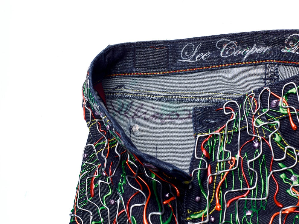 Image of Camille's Jeans for Refugees