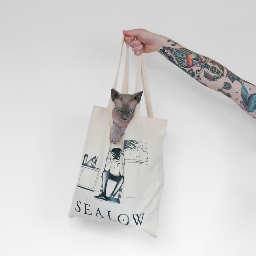 Image of Sealow tote bag