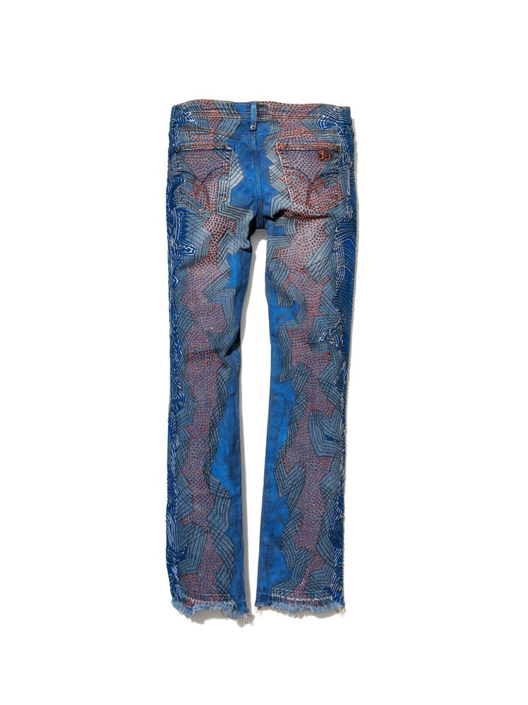 Image of Heather Graham's Jeans for Refugees