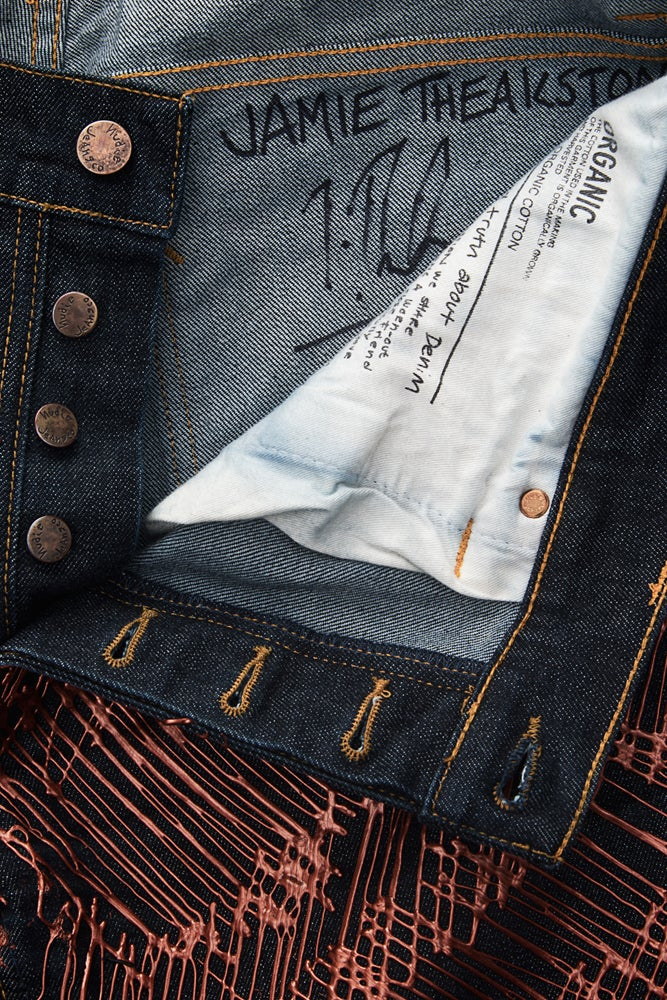 Image of Jamie Theakston's Jeans for Refugees