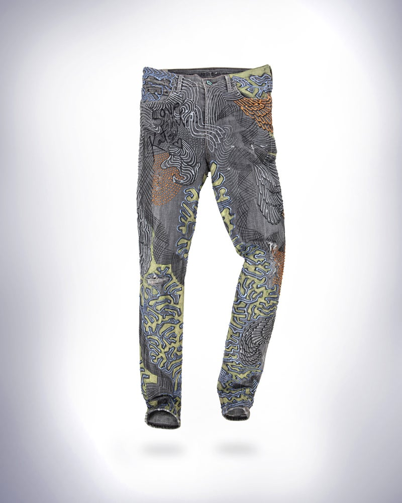 Image of Kate Moss' Jeans for Refugees