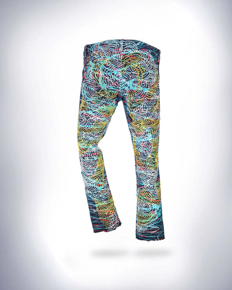 Image of Mel C's Jeans for Refugees