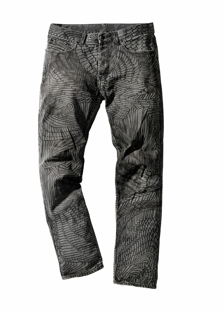 Image of Nicolas Hoult's Jeans for Refugees