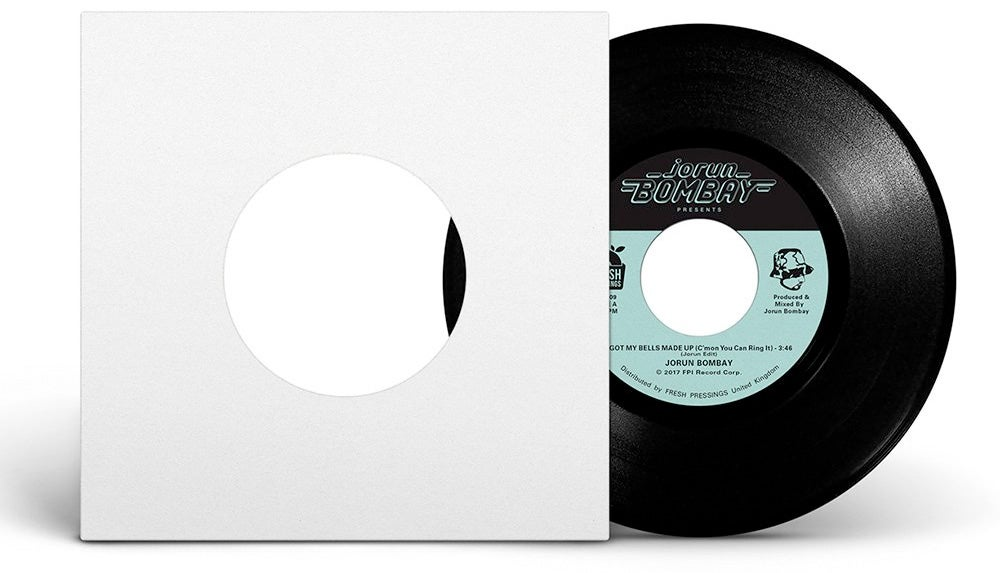 "Image of Jorun Bombay / Rampagers - 'You Ain't Seen Nuthin Yet' 7"" (FPI009)"
