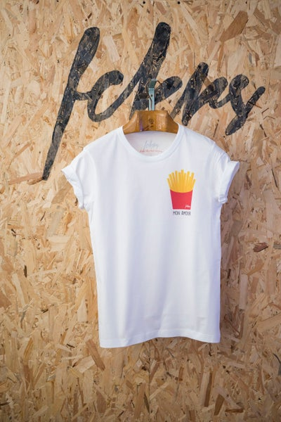Image of L'amour x Fries By FCKRS®