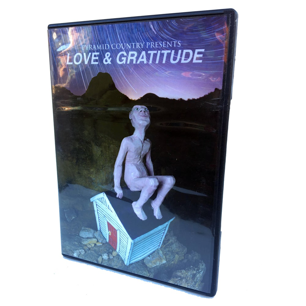 Image of Love & Gratitude DVD (COMIC INCLUDED)