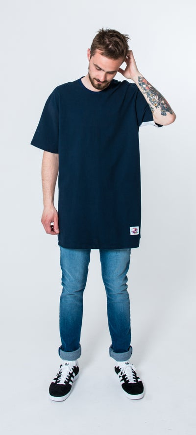 Image of Void Tee (Navy)