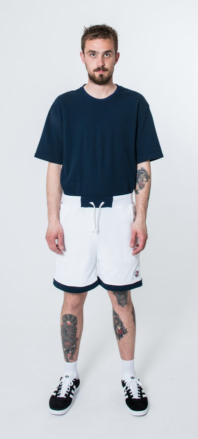 Image of Teamsquad Shorts (white mesh)