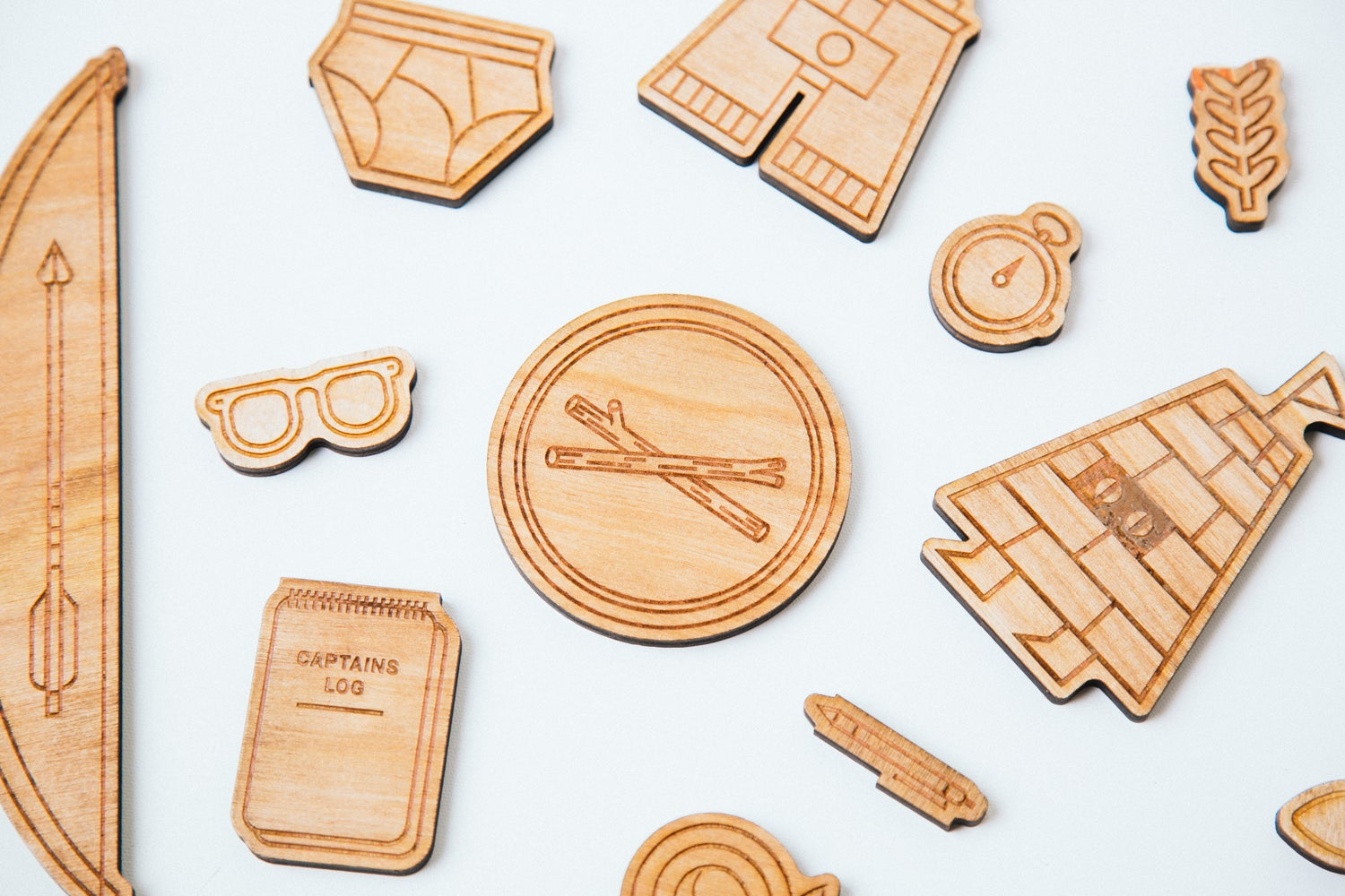 Image of Wooden Puzzle