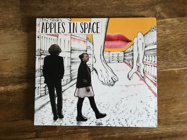 """Image of """"Apples In Space"""" by Apples In Space"""
