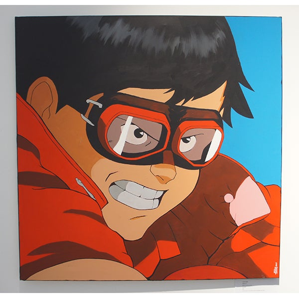 Image of AKIRA *Original / Prints also available*