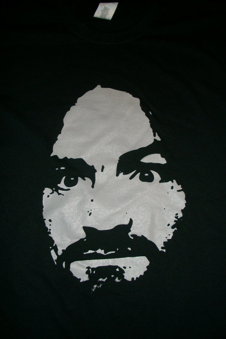 Image of CULT LEADER CHARLIE T SHIRT (IN STOCK)