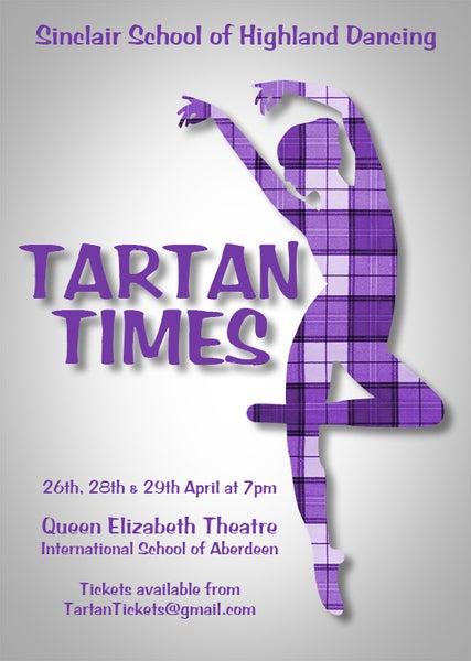 Image of Tartan Times - Sinclair School of Highland Dancing