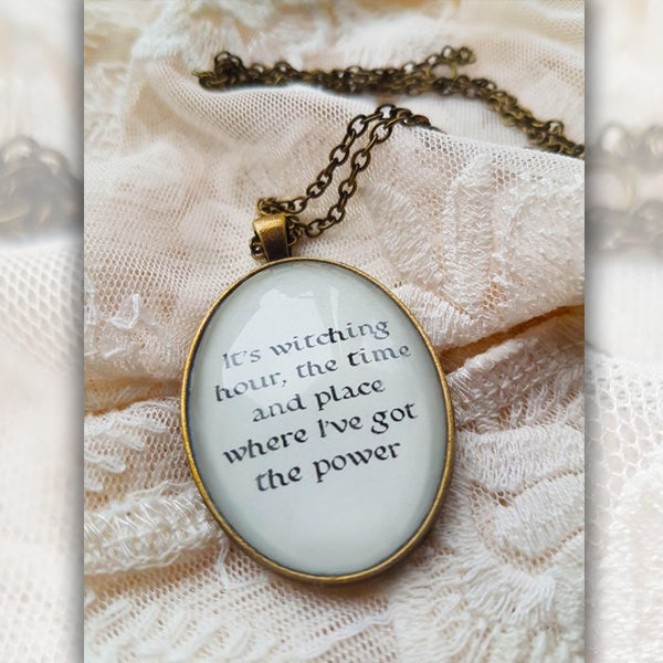 Image of Witching Hour Necklace