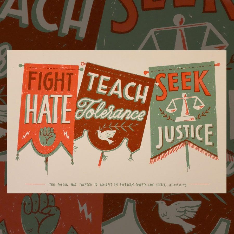 Image of Fight, Teach, Seek