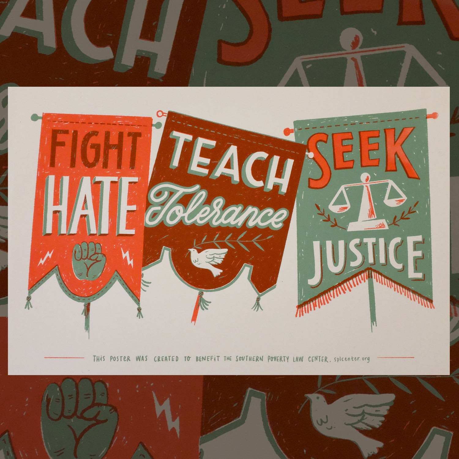 Image of Fight, Teach, Seek