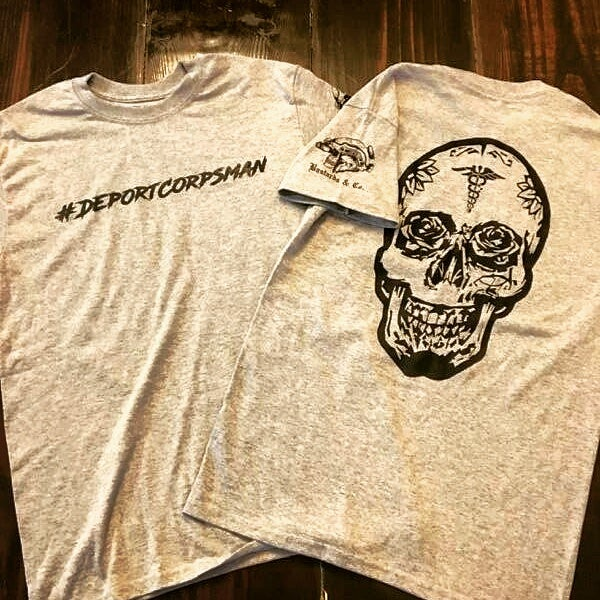 Image of Deport Corpsman T-Shirt