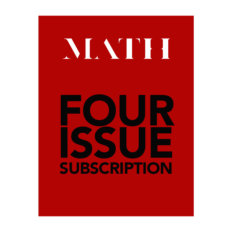 Image of Math Magazine, One Year Subscription (US ONLY + ONLY AVAILABLE ONLINE)
