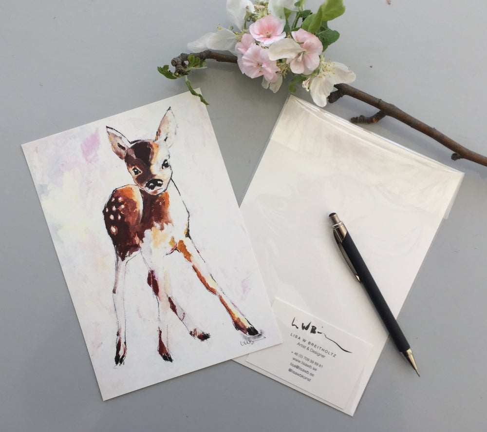 Image of KORT  # DEER - 100 KR