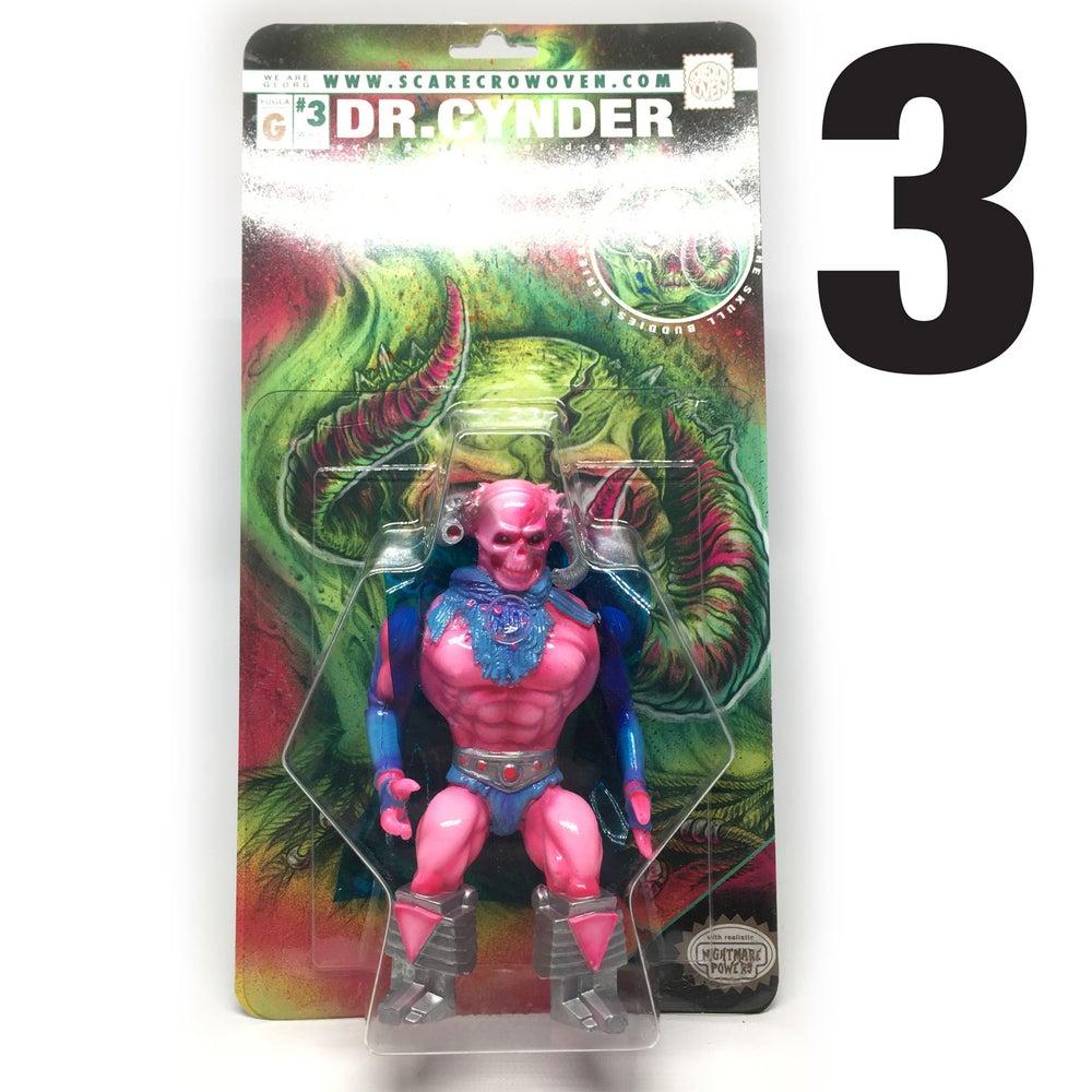 Image of Dr. Cynder figure #3, #4, #5, #7, #8