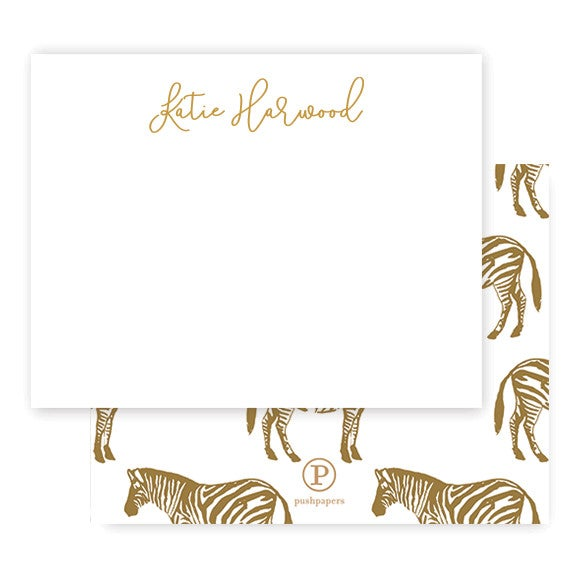 Image of SWEETWATER Custom Stationery