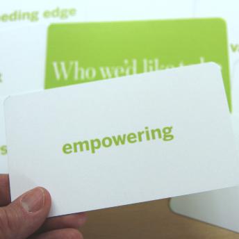 Image of BrandSort Cards