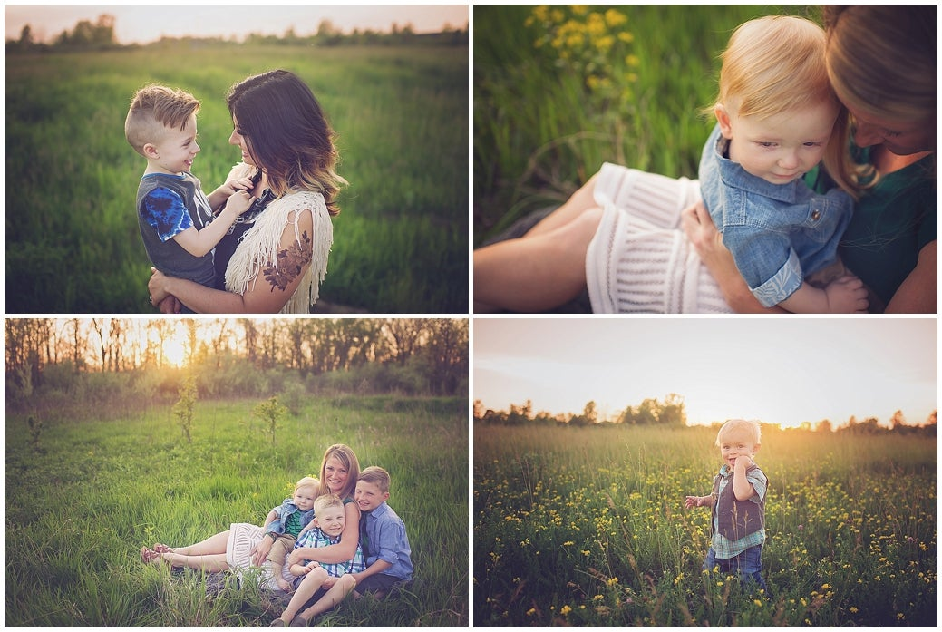 Image of Little Field Sunset Session
