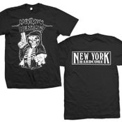 "Image of MAXIMUM PENALTY ""Living In Darkness"" T-Shirt"