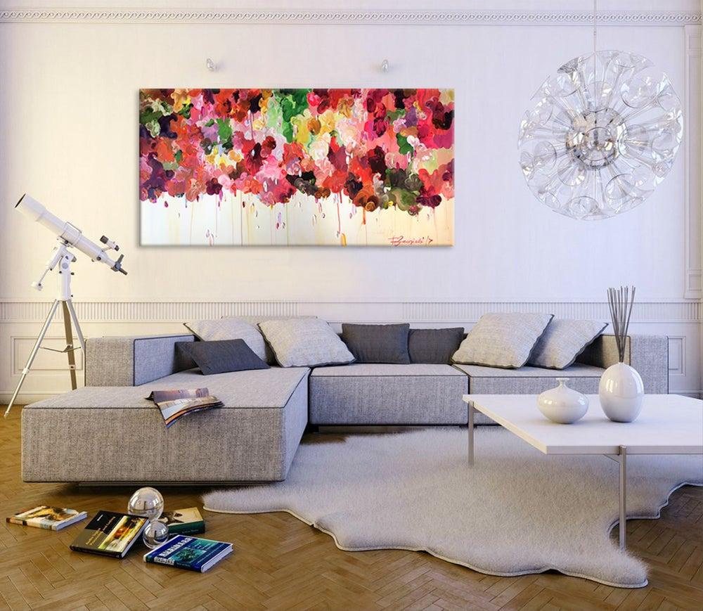 Image of 'Fervor' - 76x150cm