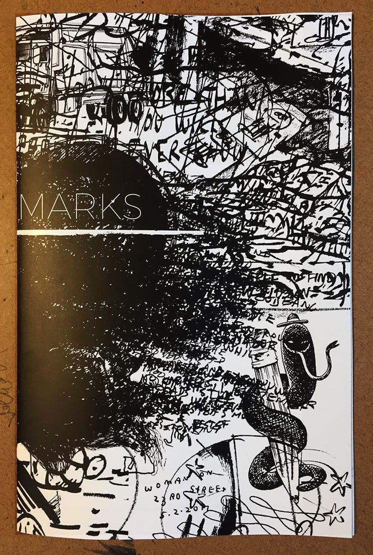 "Image of BEND #26 ""Marks"""