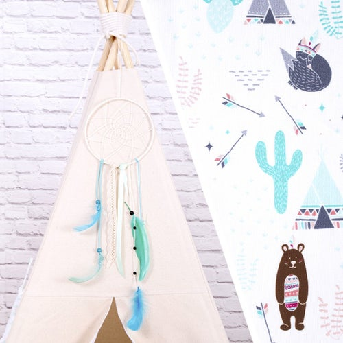 Image of Tipis FUN FOR EVERYONE I