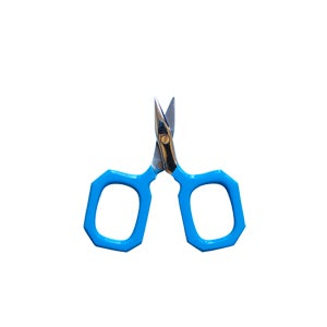 Image of Blue Little Gems embroidery scissors